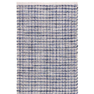Dash and Albert Journey Blue Indoor/Outdoor Rug