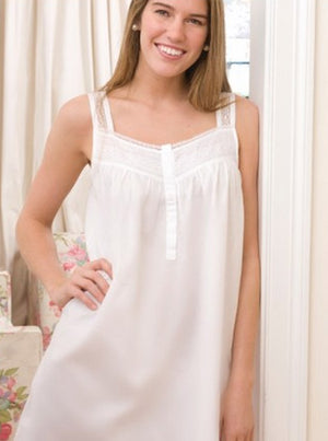 Jacaranda Living Joy Nightgown - Lavender Fields