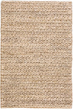 Dash and Albert Jute Woven Bleached Oak Rug