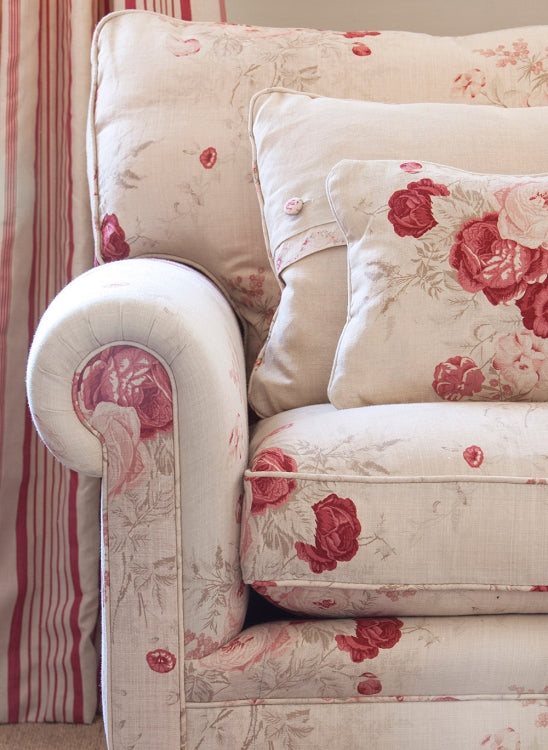 Kate Forman Roses Fabric