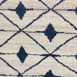 Dash and Albert Kenitra Indigo Hand Knotted Wool Rug