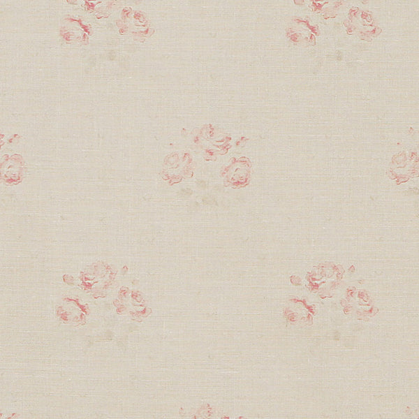 Kate Forman Kitty Floral Fabric - Lavender Fields