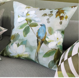 Designers Guild Kiyosumi Celadon Decorative Pillow