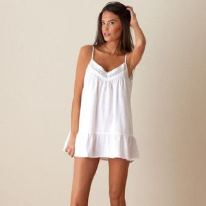 Jacaranda Living Kristen Nightgown