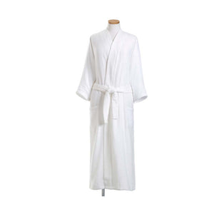 Pine Cone Hill Larissa White Robe - Lavender Fields