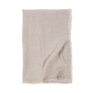 Pom Pom at Home Laurel Blush Oversized Throw - Lavender Fields