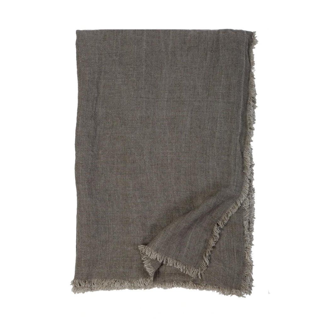 Pom Pom at Home Laurel Pebble Oversized Throw - Lavender Fields
