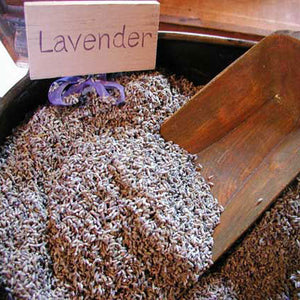 Lavender by the Scoop