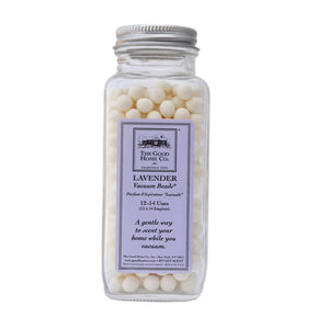The Good Home Co. Lavender Vacuum Beads - Lavender Fields