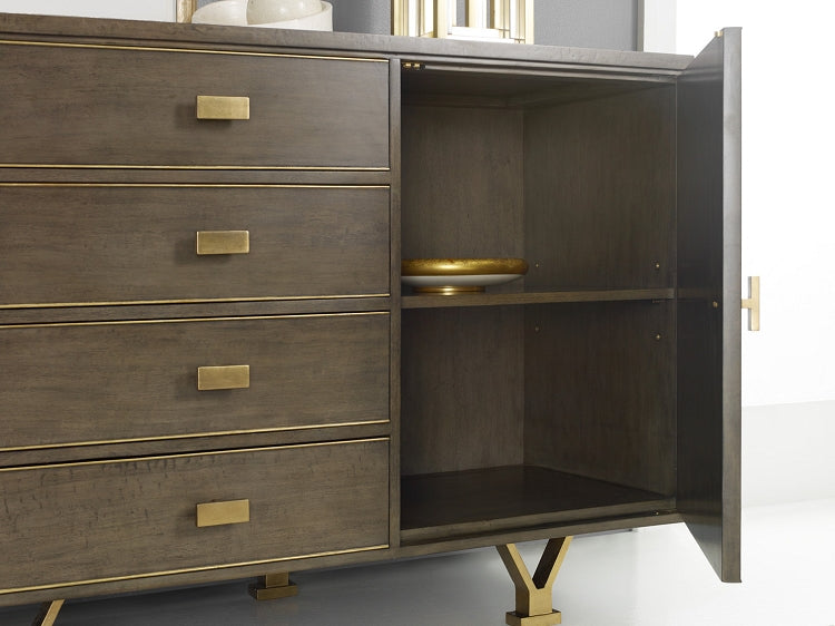 Modern History Linear Credenza
