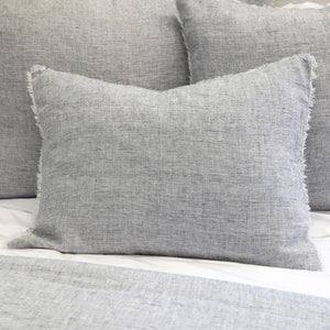 Pom Pom at Home Logan Navy Sham