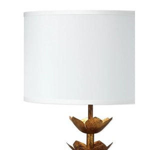 Jamie Young Flowering Lotus Table Lamp - Lavender Fields