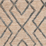 Dash and Albert Marco Juniper Jute Soumak Woven Rug