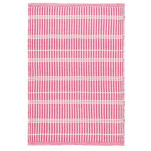 Dash and Albert Marlo Fuchsia Indoor/Outdoor Rug