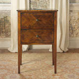 Modern History Continental Two Drawer Stand