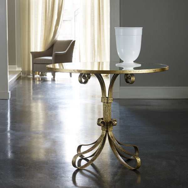 Modern History Provence Center Table