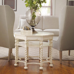 Somerset Bay Middleton End Table - Lavender Fields