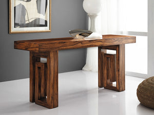 Modern History Maui Console - Lavender Fields