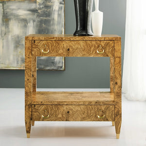 Modern History Olive Ashe Nightstand