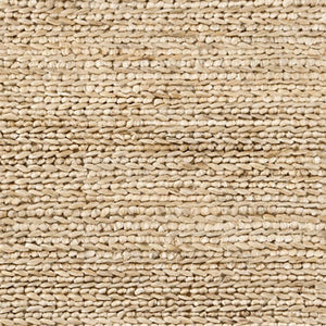 Dash and Albert Jute Woven Natural Rug - Lavender Fields