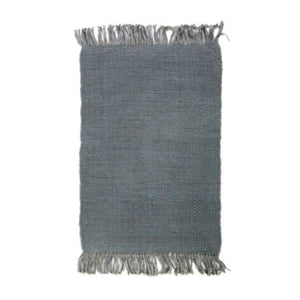 Pom Pom at Home Nile Jute Rug - Nordic Blue