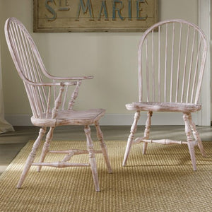 Somerset Bay Palmetto Windsor Chair - Lavender Fields