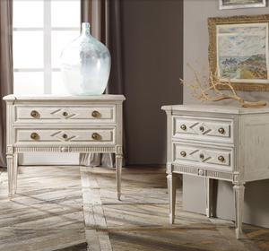 Modern History Paris Two Drawer Commode