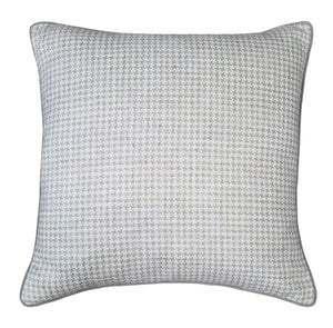 Peacock Alley Graham Houndstooth Decorative Pillow - Lavender Fields