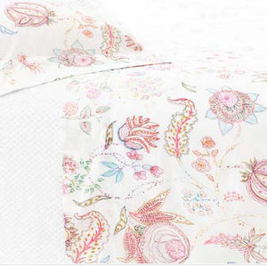Pine Cone Hill Mirabelle Pillowcases (Pair) - Lavender Fields
