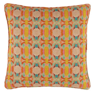 Pine Cone Hill Apex Linen Decorative Pillow - Lavender Fields