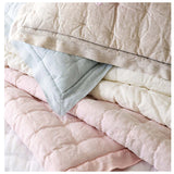 Pine Cone Hill Lush Linen Ivory Puff
