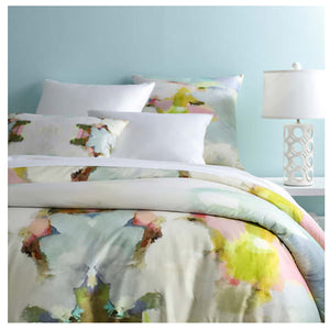 Pine Cone Hill Milan Duvet Cover - Lavender Fields