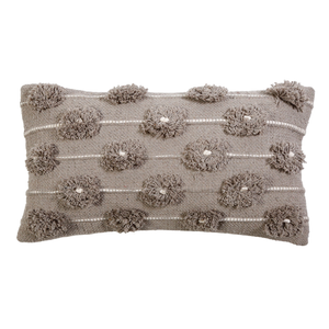 Pom Pom at Home Lola Hand Woven Pillow