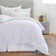 Pom Pom at Home Blake Duvet Cover White/Ocean