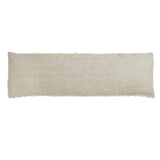 Pom Pom at Home Logan Body Pillow with Insert Olive - Lavender Fields