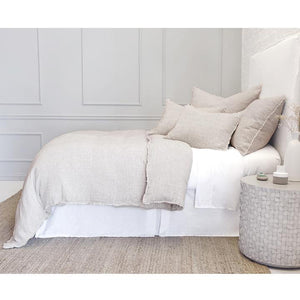 Pom Pom at Home Logan Duvet Cover Terra Cotta