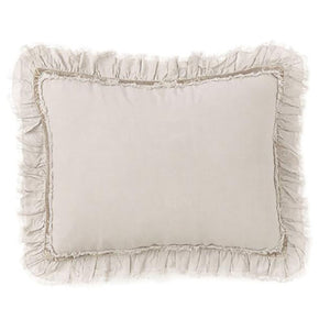 Pom Pom at Home Mathilde Flax Big Pillow with Insert