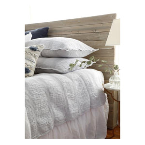 Pom Pom at Home Nantucket Matelasse Coverlet Grey - Lavender Fields