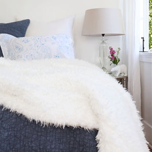 Pom Pom at Home Tula Oversized Throw - Lavender Fields