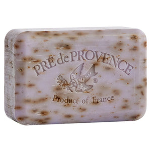 Pré de Provence Shea Enriched French Soap Bar - Lavender 250g - Lavender Fields