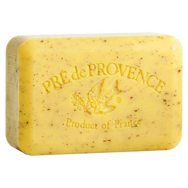 Pré de Provence Shea Enriched French Soap Bar -Lemon Grass 150g