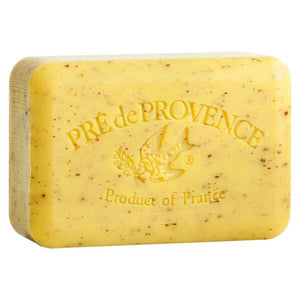 Pré de Provence Shea Enriched French Soap Bar -Lemon Grass 150g - Lavender Fields
