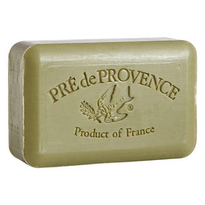 Pré de Provence Shea Enriched French Soap Bar - Olive Oil Soap Bar - 250g - Lavender Fields