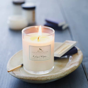 Roland Pine Small Votive Soy Candle - Lavender Fields