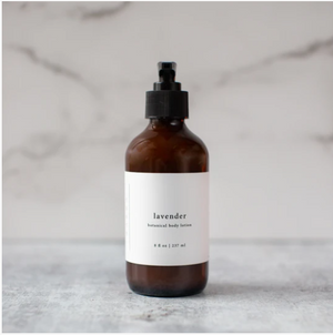 Roote Botanical Body Lotion - Lavender - Lavender Fields