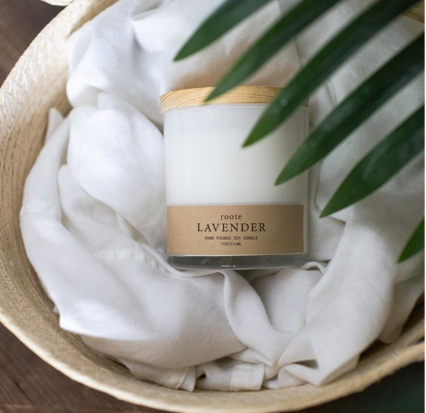 Roote Apothecary Collection - Lavender - Soy Candle