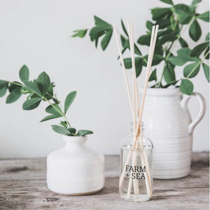 Farm + Sea Salt Air Reed Diffuser - Lavender Fields