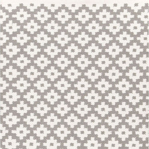 Dash and Albert Samode Fieldstone/Ivory Indoor/Outdoor Rug - Lavender Fields
