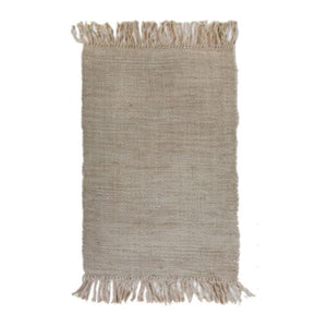 Pom Pom at Home Nile Jute Rug - Sand - Lavender Fields
