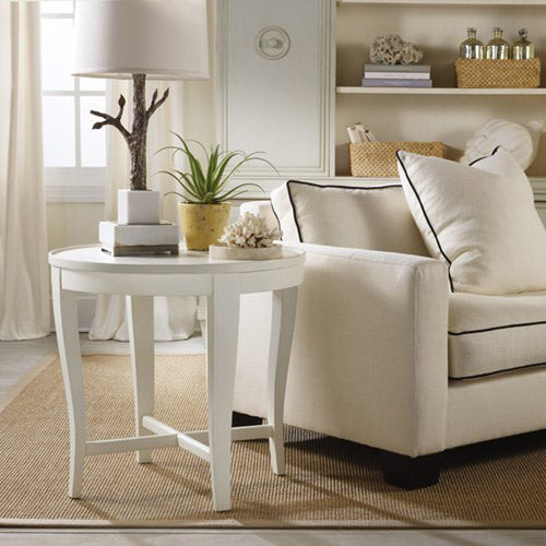Somerset Bay Santa Rosa End Table - Lavender Fields